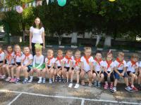 Летние Олимпийские игры в детском саду