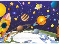 """""""Удивительный мир космоса"""" - образовательная деятельность в старшей группе"""