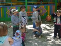 Подвижные игры народов Крыма на прогулке с дошкольниками